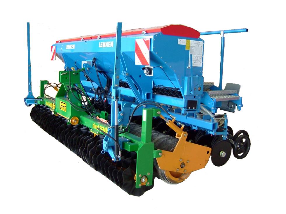 Agriculture > Travail du sol : Nivelsem ® arrière