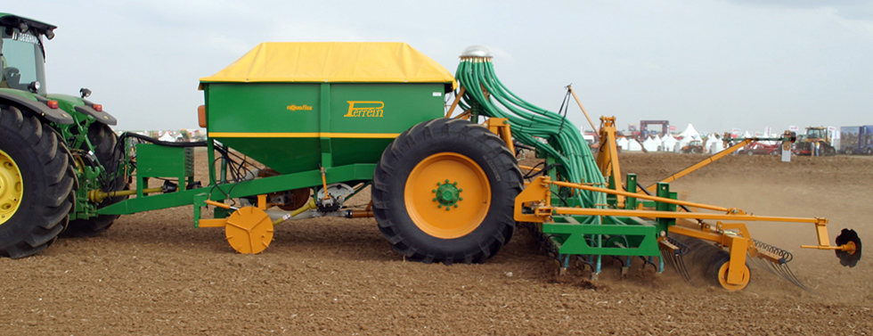 Agriculture > Semis : Semoir Novaflex ®